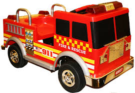 100 Power Wheels Fire Truck Kalee Authentic Pedal S At Pedal Car Planet