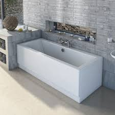 Orchard Square Edge Double Ended Bath In 2019 Bathroom