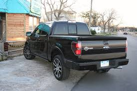 Harley-Davidson Spirit, Full-Throttle Ford: 2010 F-150 - Truck Talk ...