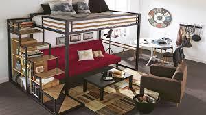 mezzanine chambre adulte chambre en mezzanine meilleur idées de conception de maison