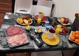 breakfast grand hôtel du nord reims