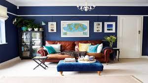 amazing navy blue living room matt and jentry home design