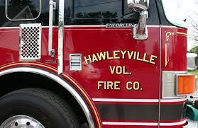Hawleyville Firefighters Acquire 'Quint' Fire Truck | The Newtown Bee