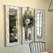 Farmhouse Wall Art Attractive Diy Dining Room With Best 25 Ideas