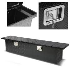 100 Truck Tool Boxes For Sale 69 Black Aluminum PickupTrailer Tongue Flatbed Camper