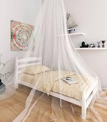 mückennetz für einzelbett