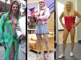 Kelly Ripa Halloween Skit by What A Drag Matt Lauer Plays His 3rd Female Icon For Halloween