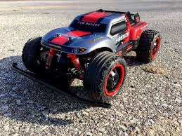 100 Brushless Rc Truck Strong Suspension Pistol Grip Control 96v Battery And