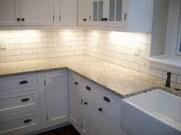 kitchen smoke glass 4 x 12 subway tile tiles kitchen white with