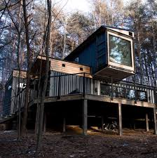 100 Cargo Container Cabins This Amazing Storage Cabin Is Your New Favorite Hocking
