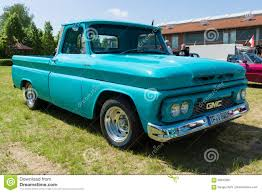 Full-size Pickup Truck GMC C/K Editorial Photo - Image Of Oldtimer ...