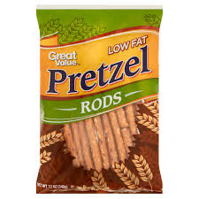 Halloween Pretzel Sticks by Pretzel Rods