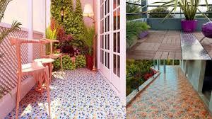 Wonderful Outdoor Balcony Flooring Ideas