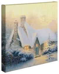 Thomas Kinkade Christmas Tree For Sale by Christmas Tree Cottage Thomas Kinkade Christmas Tree And Paintings