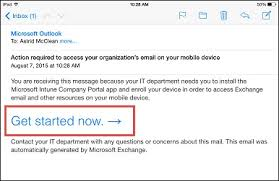 Removing Access Control from Mobile Device Management for fice