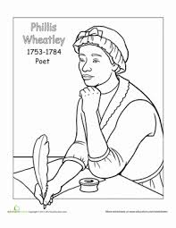 All Worksheets Free Printable Black History Month Coloring Pages