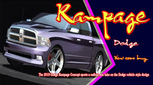 2019 Dodge Rampage | 2019 Dodge Rampage Truck | New Cars Buy. - YouTube Dodge Truck Rampage Present 1984 Overview Cargurus For 16000 Go On A Straightline Waldoch Lifted Trucks Gmc Sierra Review 2019 Predictions And Improvements 2018 Cars Products New Two Piece Cover Taw All Access Easyfit 4layer Kyosho 110 Outlaw 2rsa Series 2wd Rtr Blue Towerhobbiescom Complaint Attack Suspect Plotted Rampage For 2 Months Berlin Attack Nbc News Ram With 22in Fuel Wheels Exclusively From Butler Cool Monster Ramp 24 Jump Printable Dawsonmmpcom
