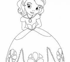 Printable Princess Coloring Pages Printablecoloringfree Download Downloads