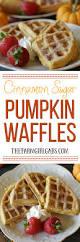 Gluten Free Bisquick Pumpkin Bread Recipe by Cinnamon Sugar Pumpkin Waffles The Farm Gabs