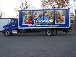 100 Goodwill Truck Social Understandings CINTAS