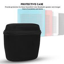 Speaker Storage Cover Bose For Bag Soundlink Case 1/2 Black