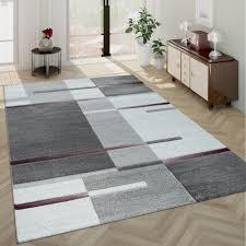 teppiche kurzflor teppich wohnzimmer teppich marmor muster