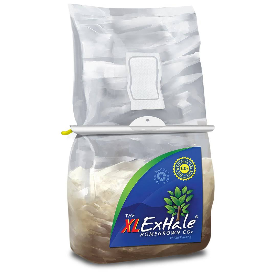 Exhale Co2 Bag XL Environment Control C02 Hydroponics Unis Grow Bloom