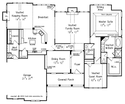 Ceiling Joist Span Table by Country Style House Plan 4 Beds 3 Baths 3254 Sq Ft Plan 927 295