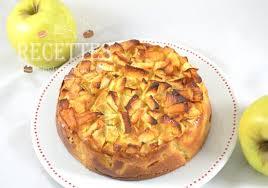 dessert aux pommes sans gluten mon tiroir à recettes de cuisine gâteau aux pommes sans gluten