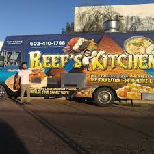 Reef's Kitchen - Phoenix Food Trucks - Roaming Hunger
