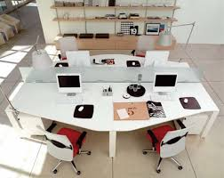 Modern fice Design Ideas and Layout from Zalf
