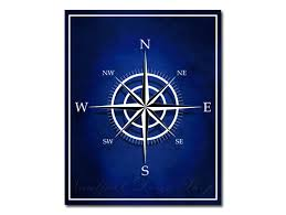 Sailboat Wall Decor Metal by Nautical Compass Rose Wall Decor Outdoor Compass Wall Decor