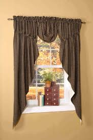 Valances Curtains For Living Room by Living Room Primitive Curtains For Living Room Country Valances