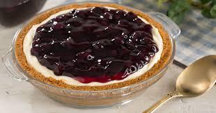 Recipes Blueberry Cheesecake