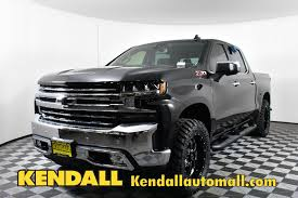 100 Crew Cab Trucks For Sale New 2019 Chevrolet Silverado 1500 LTZ 4WD Truck For