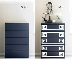 Ikea Kullen Dresser Assembly by Decals For Ikea Furniture Hack Greek Key Decals For Malm