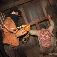 Knotts Halloween Haunt Mazes by Knott U0027s Scary Farm 2014 Returning Maze Reviews Theme Park Adventure