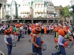 Anaheim Halloween Parade by Disneyland Paris 2010 Halloween