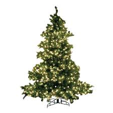 Northlight 9 Ft Pre Lit Artificial Christmas Tree With 1500 Multi Function White