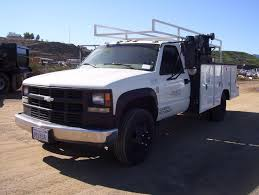 100 Utility Truck For Sale Chevrolet 3500 Service S For CEG