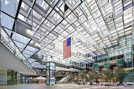 Crystal Court of IDS Center Randstad US Minneapolis MN
