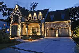 Exterior Accent Lighting For Home Photo Of Well House Down Outdoor Accents Contemporary