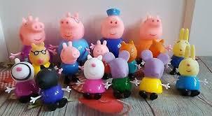 peppa wutz figur torten spielfiguren spielzeug peppa pig