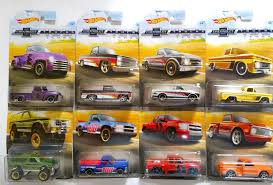 2018 Hot Wheels Chevrolet 100 Years Anniversary Trucks - Complete ... 1951 Chevy Truck No Reserve Rat Rod Patina 3100 Hot C10 F100 Chevrolet Ssr Pickuphot Mashup Hagerty Articles Pickup Trucks For Sale Uk Wheels 100th Anniversary Styles Vary Shop For 1938 50 Accsories And 1952 Rods Custom Stuff Inc Sales 1965 Chev Hotrod Hot Rod 69 Top Deals Lowest Price With Vintage Pickups Being So Should The Guys Start