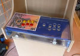 Mame Arcade Bartop Cabinet Plans by I Built An Arcade Cabinet