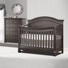 6 Drawer Dresser Black by Sorelle Finley 2 Piece Nursery Set Crib And 6 Drawer Dresser
