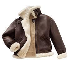men u0027s sheepskin b 3 flight jacket national geographic store