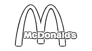 28 Collection Of Mcdonalds Drawing