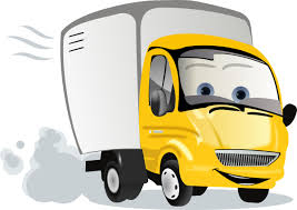 Cartoon Truck Icons PNG - Free PNG And Icons Downloads