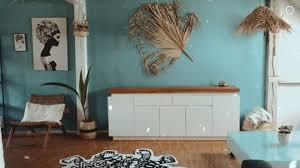 palmblatt boho ibiza style